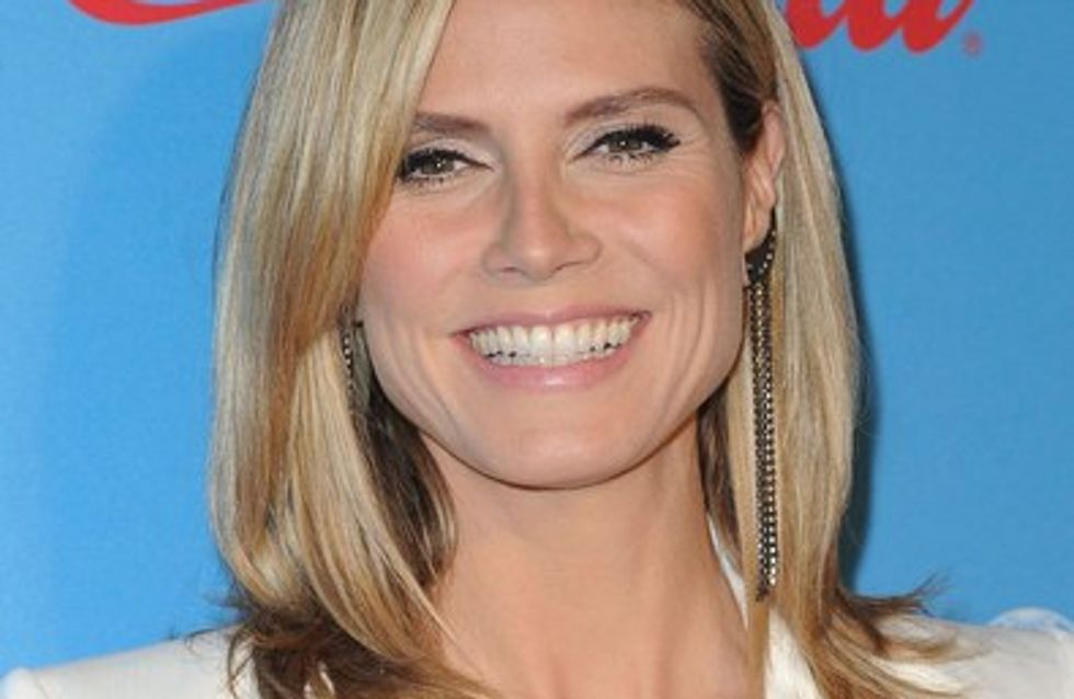 Heidi Klum quiere incluir una cláusula de silencio en su divorcio