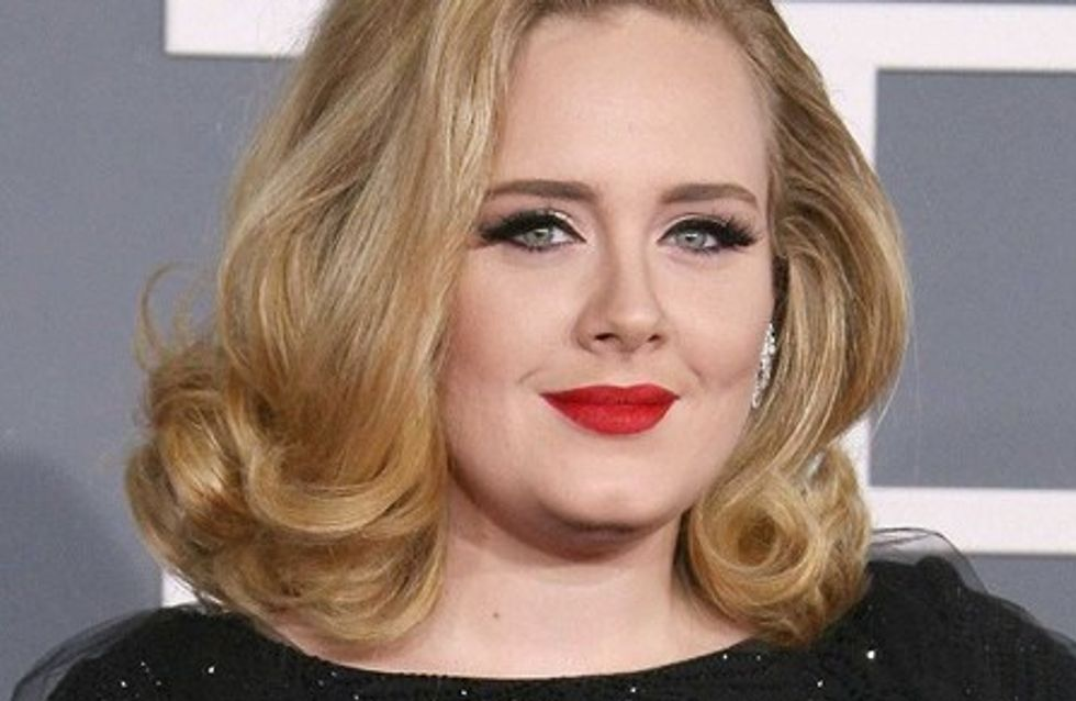 Adele promete que sacará nuevo sencillo