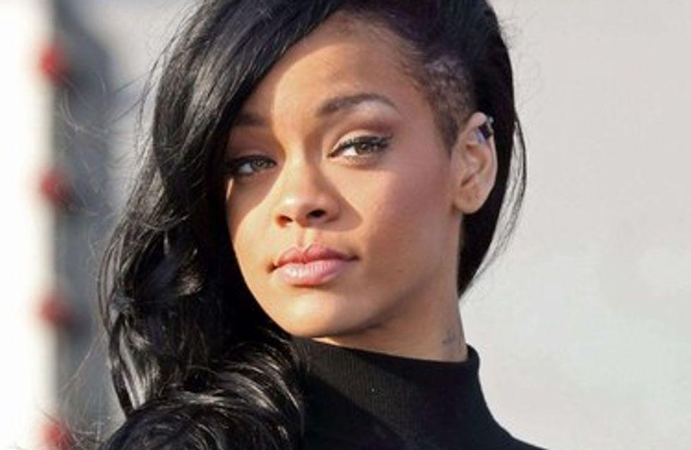 Nuevo cambio de look de Rihanna