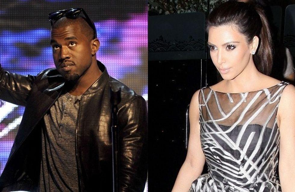 Kim Kardashian y Kayne West, algo más que amigos