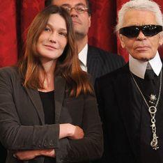 Carla Bruni se siente como Lady Gaga