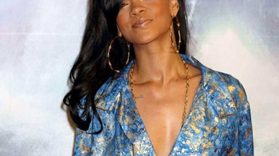 Rihanna dice que su ruptura con Chris Brown fue una liberación