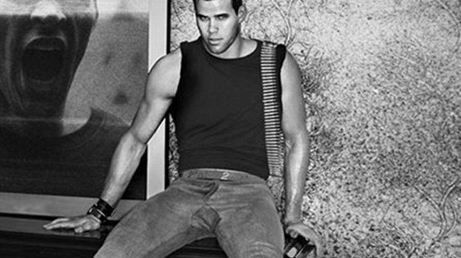 Kris Humphries, un modelo muy sexy
