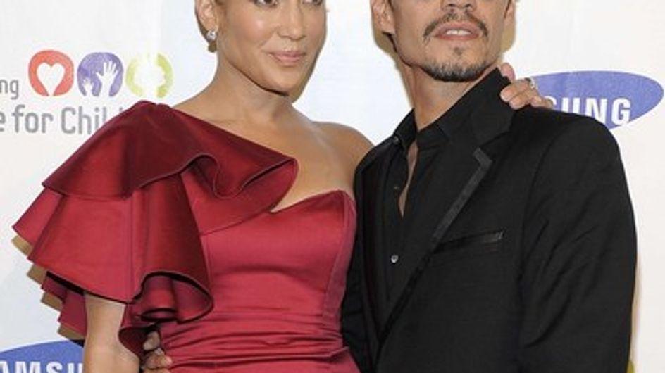 Jennifer López y Marc Anthony actuarán juntos en mayo