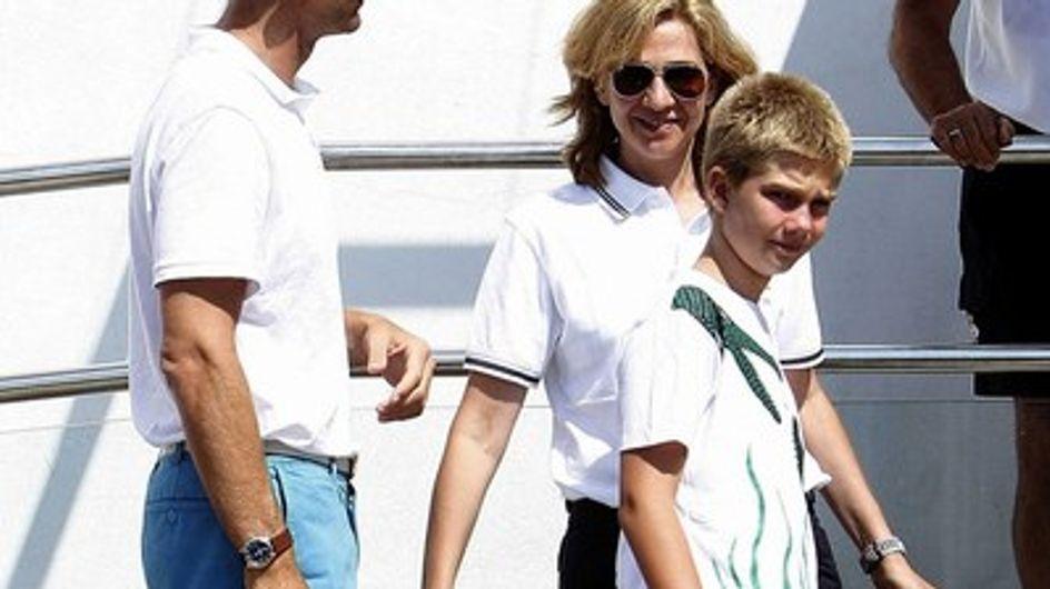 La Infanta Cristina ausente en la Misa del Domingo de Resurrección