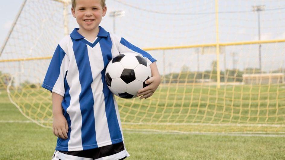 El primer torneo de fútbol para niños con diabetes