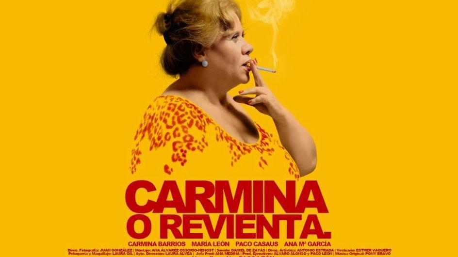 """""""Carmina o Revienta"""", el debut de Paco León"""