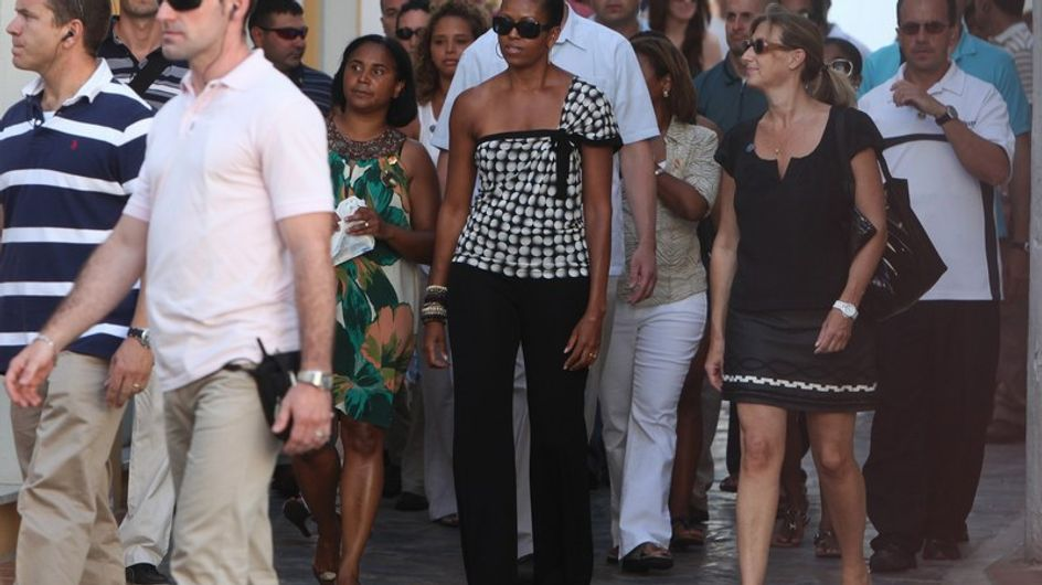 Michelle Obama agracede personalmente a Beyoncé