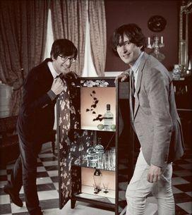 Ailanto crea The Gin Cabinet, un exclusivo mueble bar