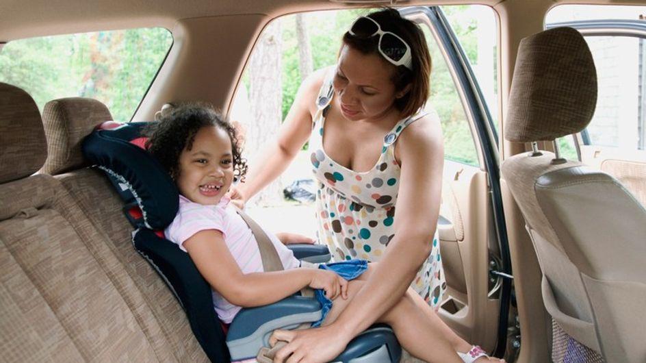 Lleva a tus peques seguros en la carretera