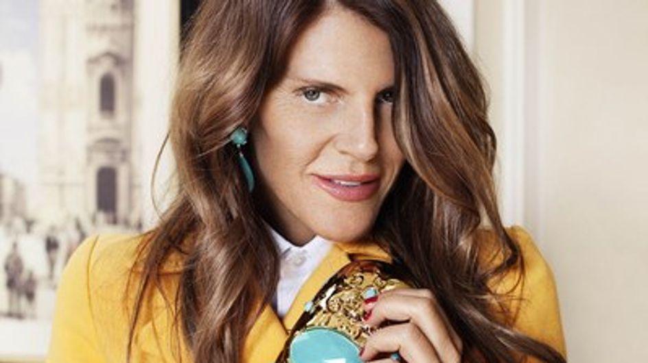 Anna Dello Russo diseñará una colección de accesorios para H&M