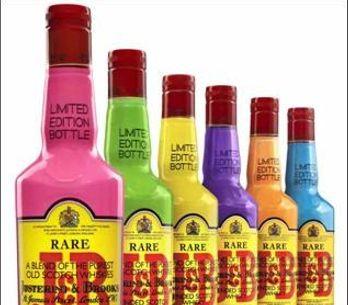 J&B lanza un diseño exclusivo de su botella a todo color