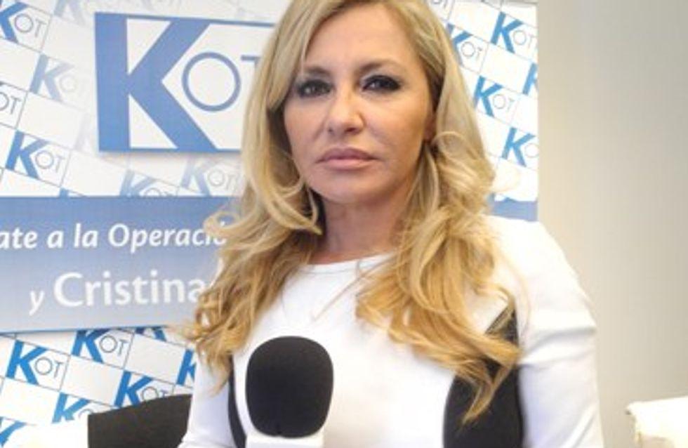 Cristina Tárrega manda un saludo a las usuarias de enfemenino