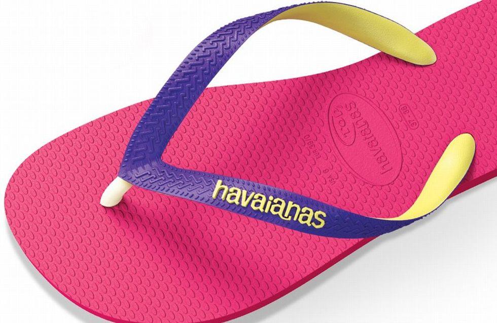 ¡Las havaianas celebran su 50 aniversario!