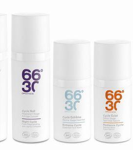 66º30, cosmética natural para hombre