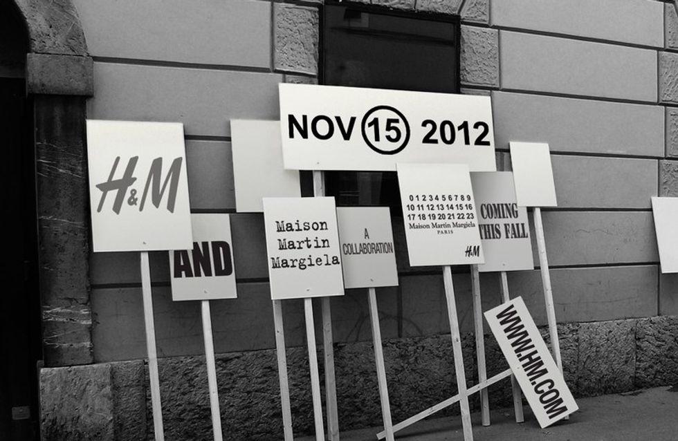 Maison Martin Margiela, la nueva colaboración de H&M