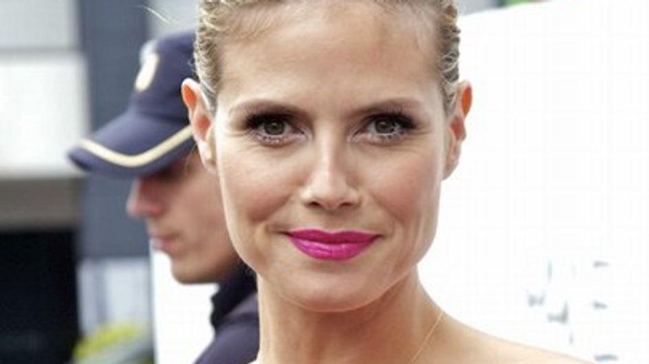 Heidi Klum desvela sus trucos de belleza