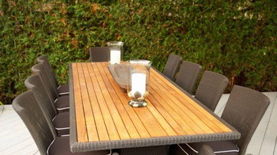 Redecora tu terraza siguiendo las últimas tendencias