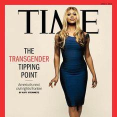 Laverne Cox : La première transgenre en Une du Time