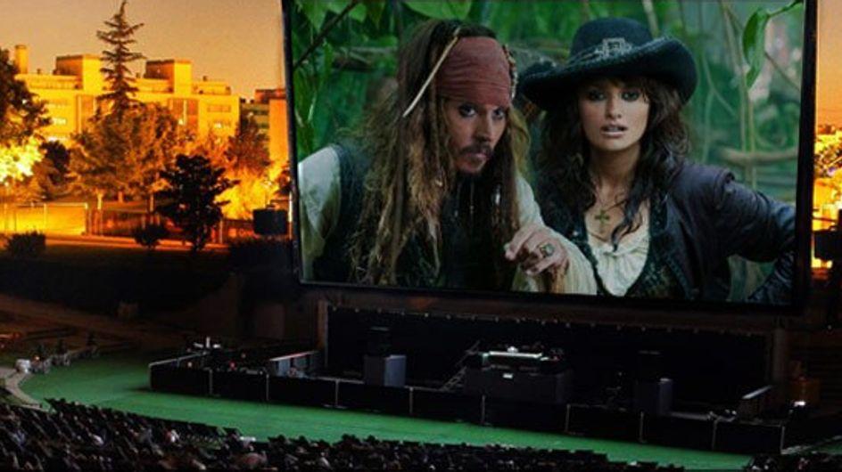 Vuelve OpenStar... ¡Noches de cine al aire libre!