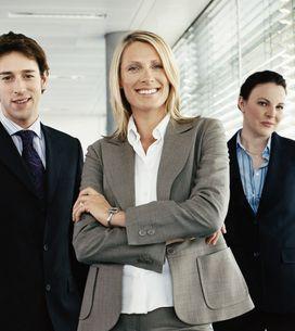 Una mujer de cada cinco hombres posee un puesto directivo