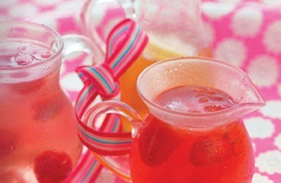 En verano, ¡toma té helado!