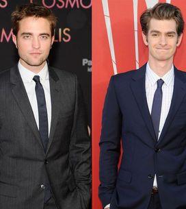 Robert Pattinson y Andrew Garfield... ¡Se odian!
