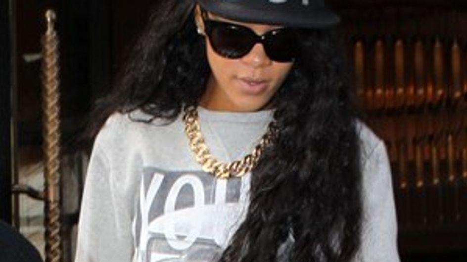 Rihanna se convierte en diseñadora de moda