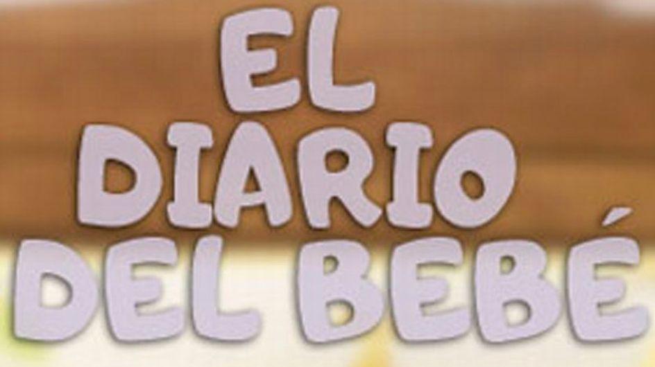 """Nace la web """"El diario del bebé"""""""
