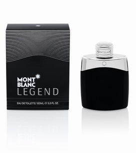 Legend for Men, la fragancia masculina de Montblanc