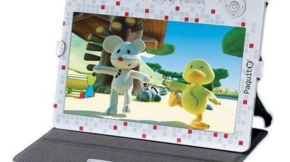 Imaginarium lanzará SuperPaquito, una tablet para niños