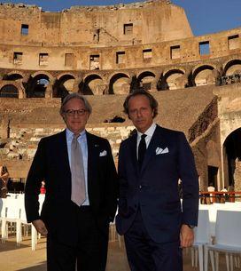 Tod's financiará la restauración del Coliseo de Roma