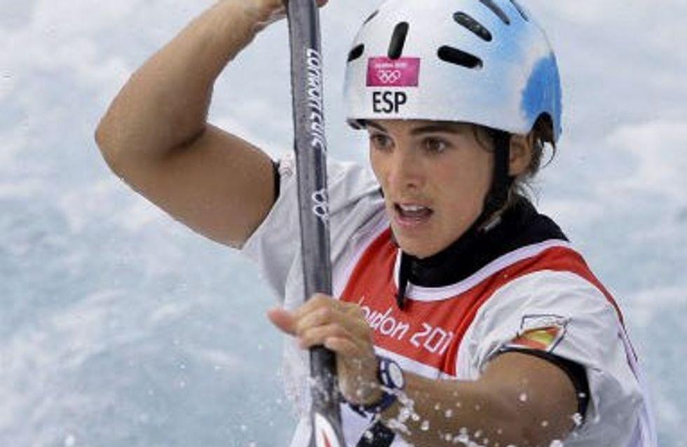 Maialen Chourraut, nuestra segunda medalla olímpica.