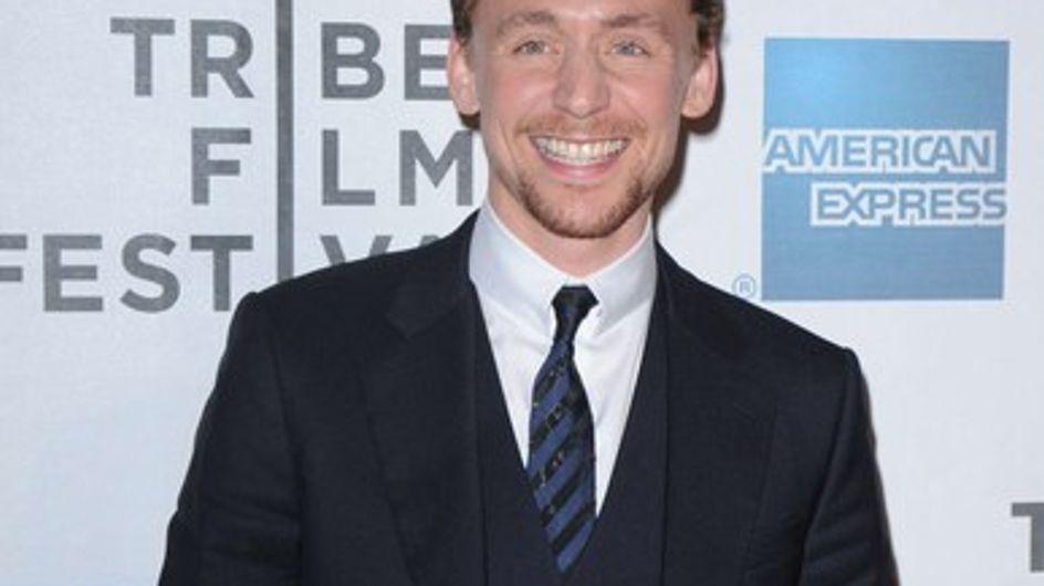 """Tom Hiddleston, el actor más """"caliente"""""""