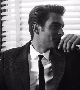 Jon Kortajarena es la nueva imagen de Zara
