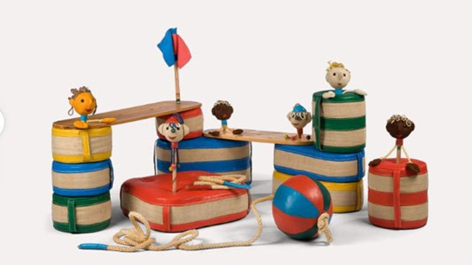 Una exposición para niños... ¡En el MoMA!