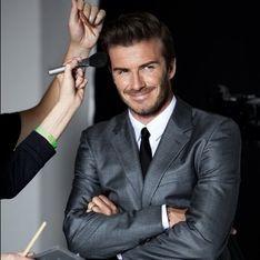 David Beckham presenta su nueva fragancia, The Essence