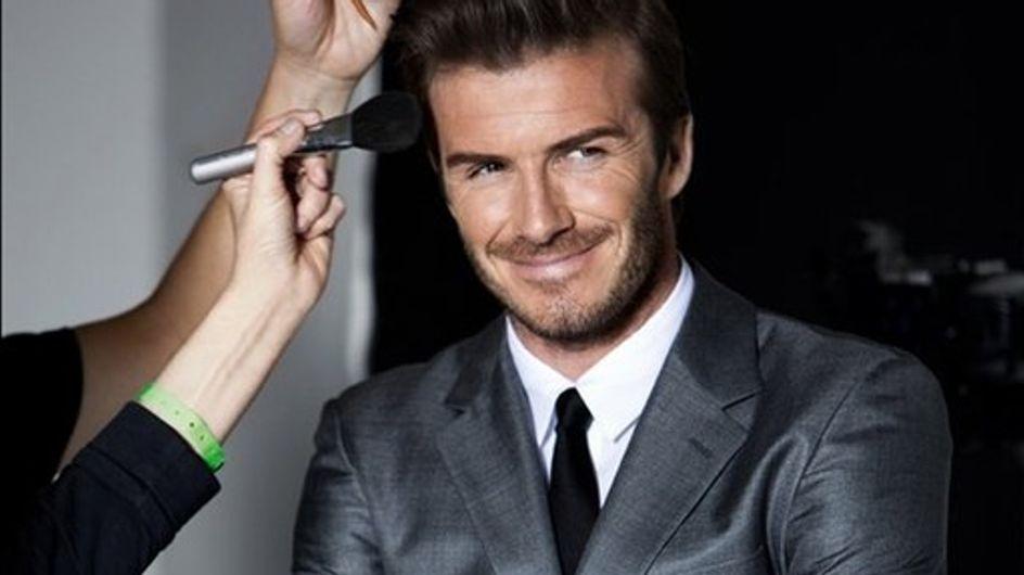 """David Beckham presenta su nueva fragancia, """"The Essence"""""""