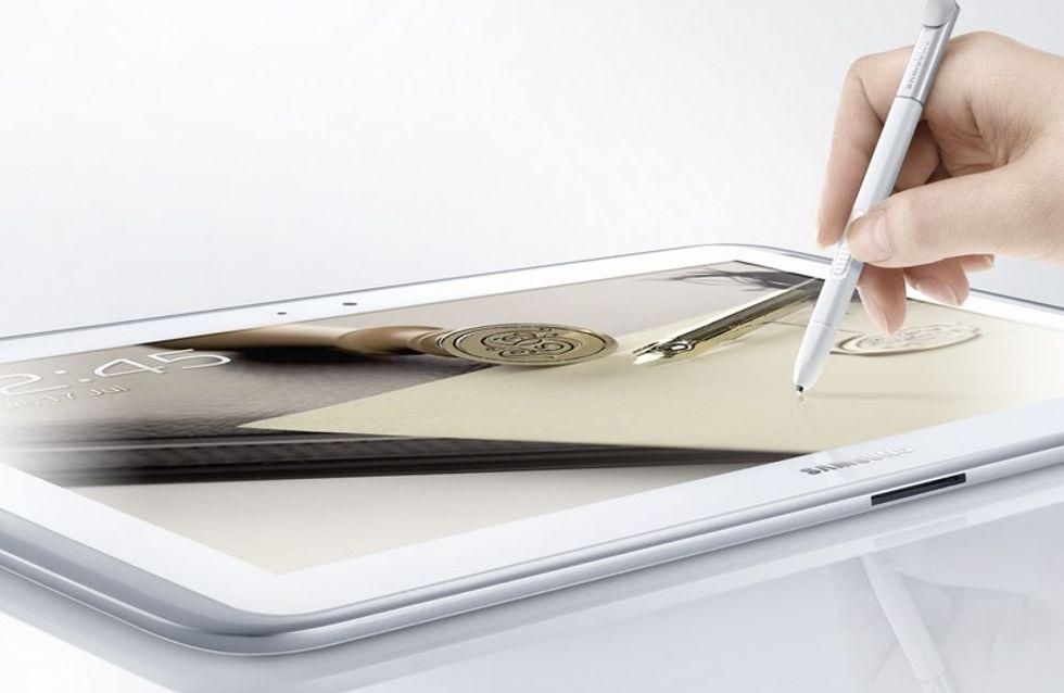 Nuevo Samsung Galaxy Note 10.1