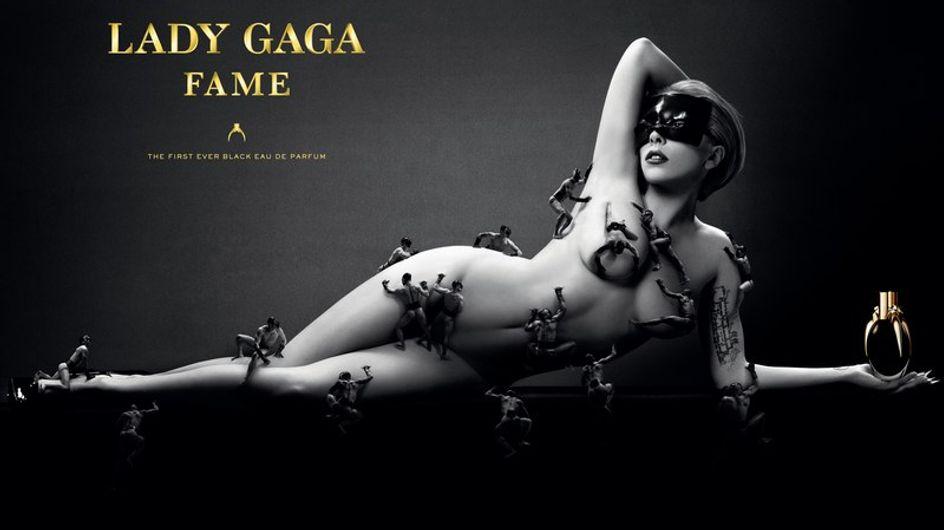 """""""Fame"""", el nuevo perfume de Lady Gaga"""