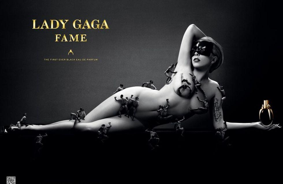 Fame, el nuevo perfume de Lady Gaga