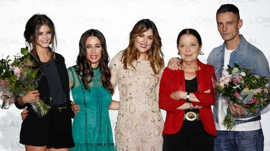 Alba Galocha y David Delfín, ganadores de los premios L'Oréal