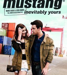 Mario Casas repite como imagen de Mustang