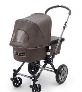 Viktor&Rolf diseñan el nuevo carrito de Bugaboo