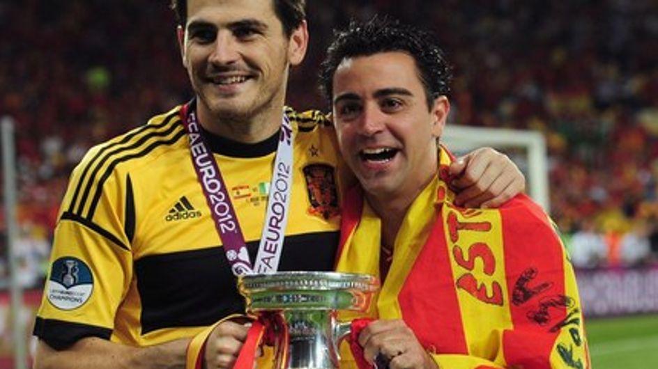 Iker Casillas y Xavi Hernández, premio Príncipe de Asturias