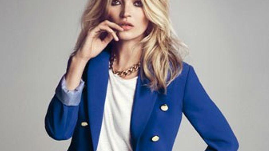 Kate Moss protagoniza la campaña televisiva de Mango