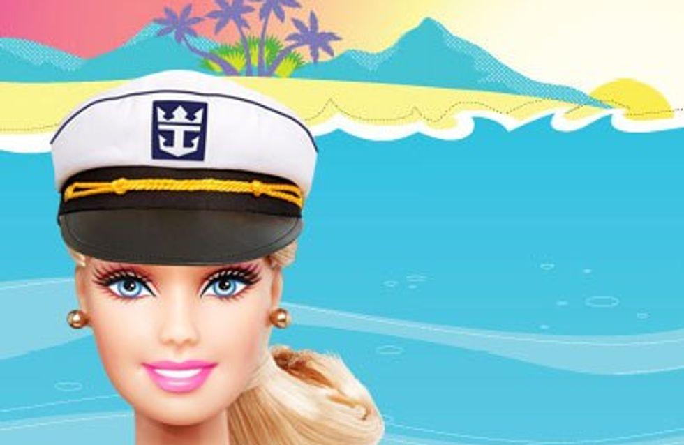Barbie navega en alta mar con cruceros temáticos