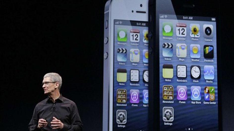 Llega el nuevo iPhone 5