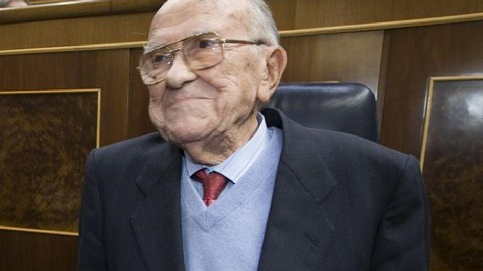 Fallece Santiago Carrillo a los 97 años