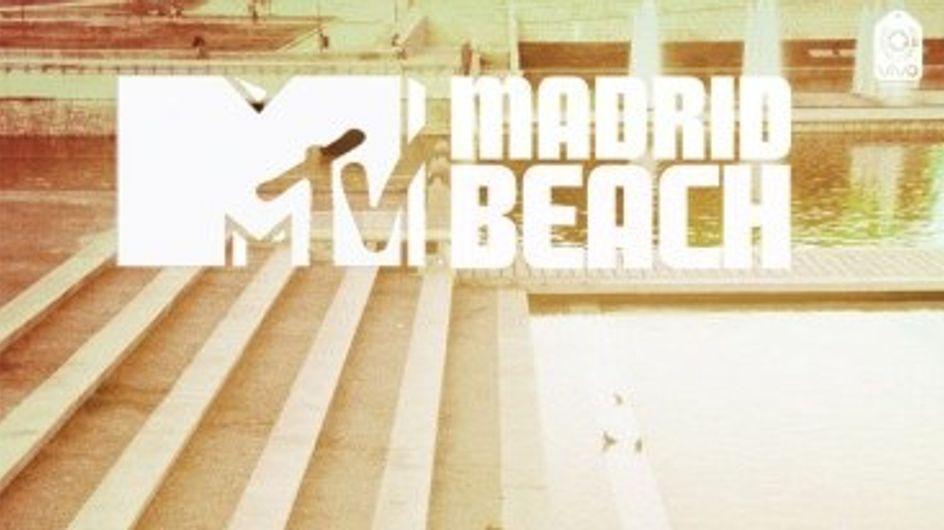 Conciertos gratis de la mano del MTV Madrid Beach Festival